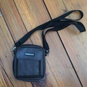 Travel satchel with built in wallet